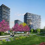 Best opportunity residential for sale with amazing sea view in Istanbul Taksim