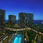 Best opportunity residential for sale with horizon sea view in Istanbul Taksim