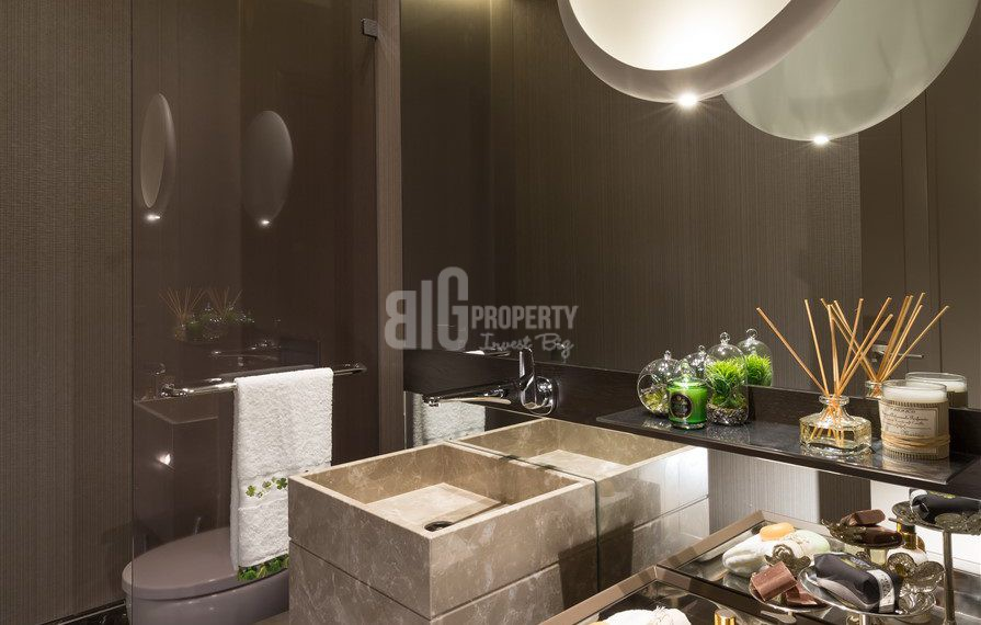 Deluxe flats for sale with horizon sea view in Istanbul Zeytinburnu