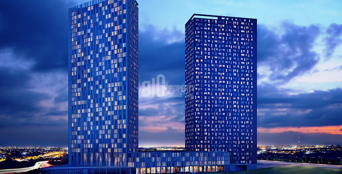Luxury Residences for Sale Near to Shopping Center in Istanbul Turkey