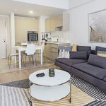 Next Level flats near big shopping mall for sale in Istanbul Bahcesehir