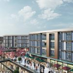 shopping mall shops for sale with 10 years contract in torkam